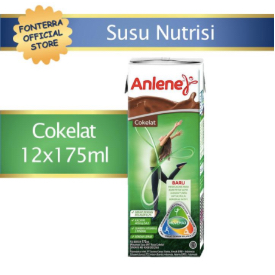 Anlene UHT Cokelat 175 ml - 12 pcs