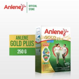Anlene Gold Plus Vanilla - Susu Bubuk 250 gr