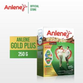 Anlene Gold Plus Chocolate - Susu Bubuk 250 gr
