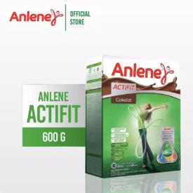 Anlene Actifit Cokelat 600gr