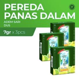 Adem Sari Dus 5 Sachet 7 g (3 dus) - Multi Pack