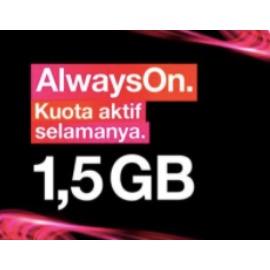 Perdana AlwaysOn 1,5 GB