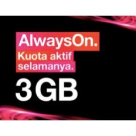Perdana AlwaysOn 3 GB