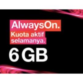 Perdana AlwaysOn 6 GB