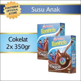 Boneeto Cokelat 350 gr - 2 Pcs
