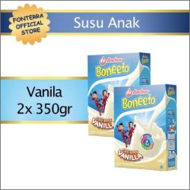 Booneto Vanilla 350 gr - 2 Pcs