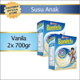 Boneeto Vanilla Twister 700 gr - 2 Pcs