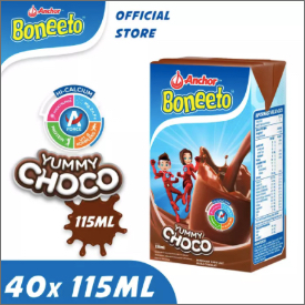 Boneeto UHT Chocochoc 115ml Carton (1 CT = 40 Pcs)