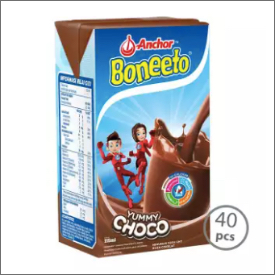 Boneeto UHT Chocolate 115ml [1 Karton-40pcs]