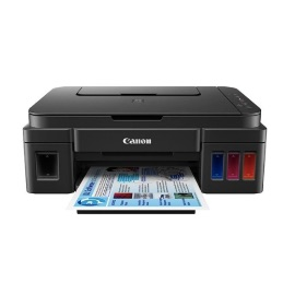 Canon Multifunction Ink Efficient Printer PIXMA G3000 (Wi-Fi)