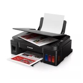 Canon Inkjet Printer PIXMA G3010 ( Print - Scan - Copy - Wifi )