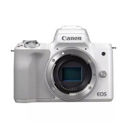 CANON EOS M50 BODY ONLY WHITE