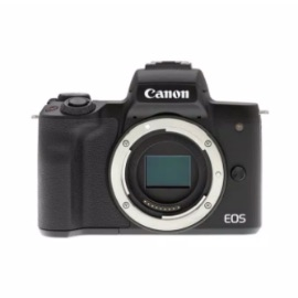 CANON EOS M50 MIRRORLESS DIGITAL CAMERA (BODY ONLY - BLACK)