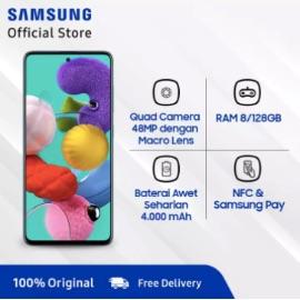 Samsung Galaxy A51 8GB/128GB - Kamera 48MP - Octa core