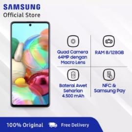 Samsung Galaxy A71 - RAM 8/128 GB, Kamera 48MP, Octa core