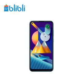Samsung Galaxy M11 [3 GB/ 32 GB] Black + XL data 108GB