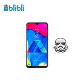 Samsung Galaxy M10 [16 GB/ 2 GB/ A] Charcoal Black + Star Wars Stormtrooper Cable Bites