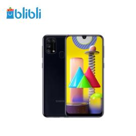 Samsung Galaxy M31 [6 GB/ 128 GB] Blue